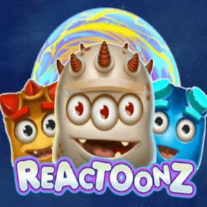 Reactoonz  logo arvostelusi