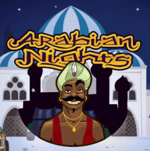 Arabian Nights  logo arvostelusi