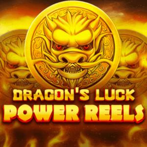 Dragon's Luck Power Reels  logo arvostelusi