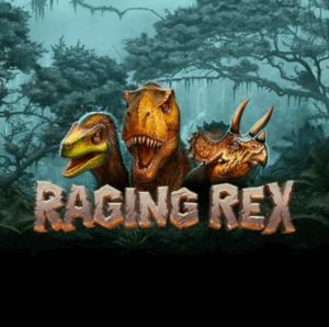 Raging Rex  logo arvostelusi