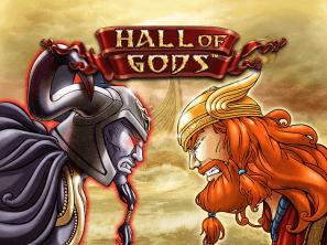 Hall of Gods  logo arvostelusi