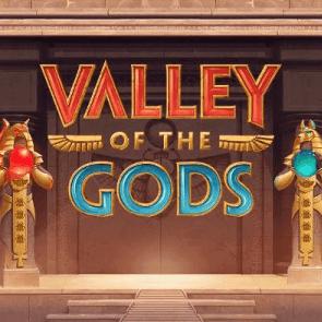 Valley of the Gods  logo arvostelusi
