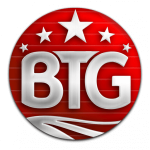 Big Time Gaming side logo review