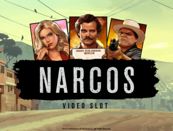 Pelaa Narcos -peliä