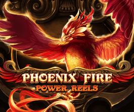 Phoenix Fire Power Reels  logo arvostelusi