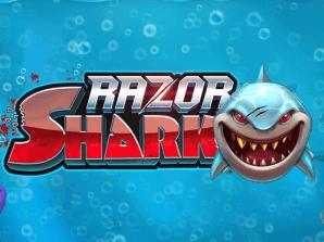 Razor Shark  logo arvostelusi