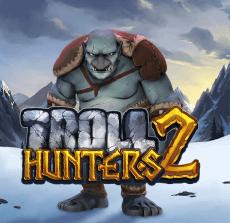 Troll Hunters 2  logo arvostelusi