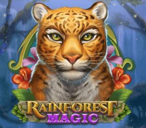 Rainforest Magic  logo arvostelusi