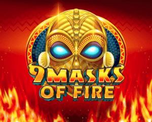 9 Masks of Fire  logo arvostelusi