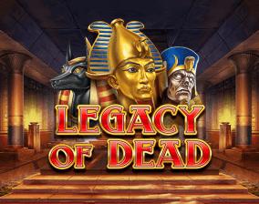 Legacy Of Dead  logo arvostelusi