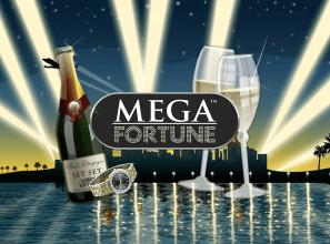 Mega Fortune  logo arvostelusi