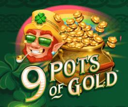 9 Pots of Gold  logo arvostelusi