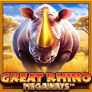 Great Rhino Megaways  logo arvostelusi
