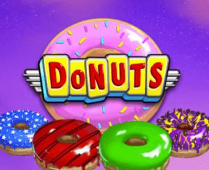Donuts  logo arvostelusi