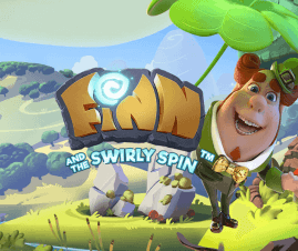 Finn and the Swirly Spin  logo arvostelusi