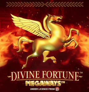 Divine Fortune Megaways  logo arvostelusi