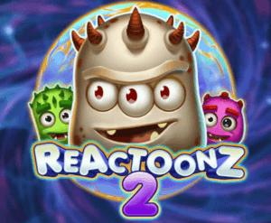 Reactoonz 2  logo arvostelusi