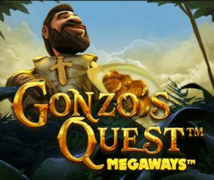 Gonzo's Quest Megaways  logo arvostelusi