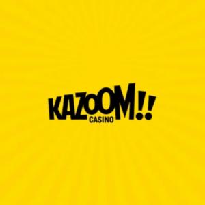 Kazoom Casino side logo Arvostelu