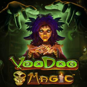 Voodoo Magic  logo arvostelusi