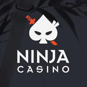 Ninja Casino side logo Arvostelu