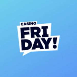 Casino Friday side logo Arvostelu
