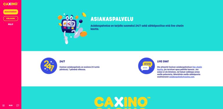 Caxino Kuvankaappaus 2
