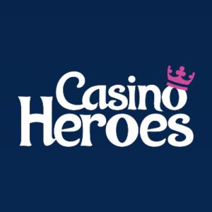 Casino Heroes side logo Arvostelu