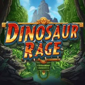 Dinosaur Rage  logo arvostelusi