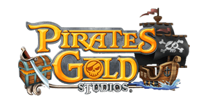 Pirate Gold Studios logo
