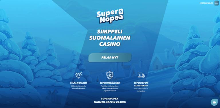SuperNopea Kuvankaappaus 1