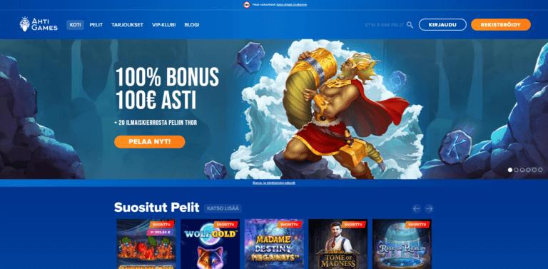 AHTI Games Kuvankaappaus 1