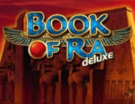 Book of Ra Deluxe  logo arvostelusi