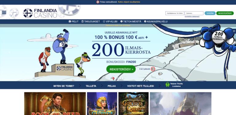 Finlandia Casino Kuvankaappaus 1
