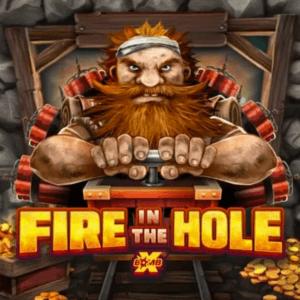 Fire in the Hole  logo arvostelusi