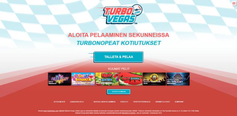 TurboVegas Kuvankaappaus 1