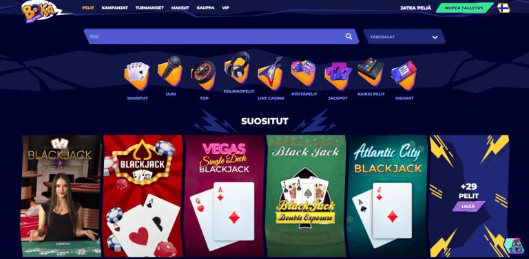 Boka Casino Kuvankaappaus 3