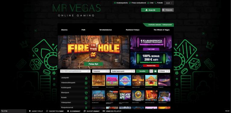 Mr Vegas Kuvankaappaus 1