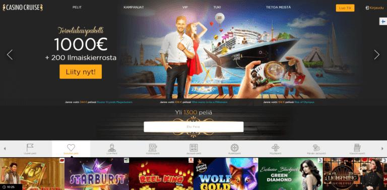 Casino Cruise Kuvankaappaus 1