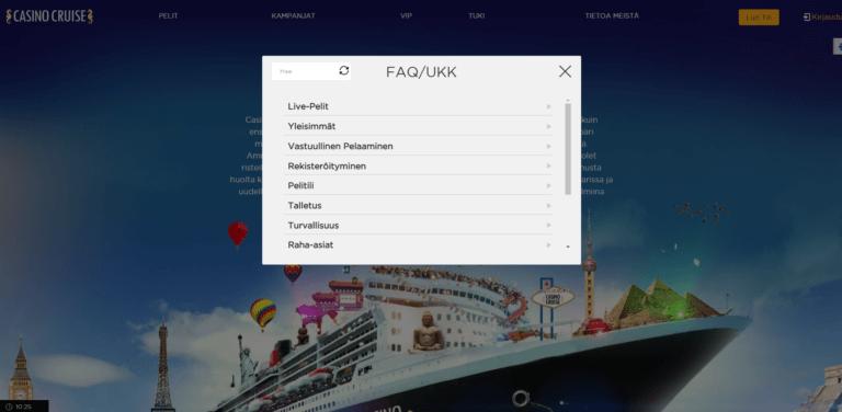 Casino Cruise Kuvankaappaus 2