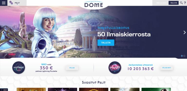 Casino Dome Kuvankaappaus 1