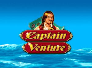 Captain Venture  logo arvostelusi