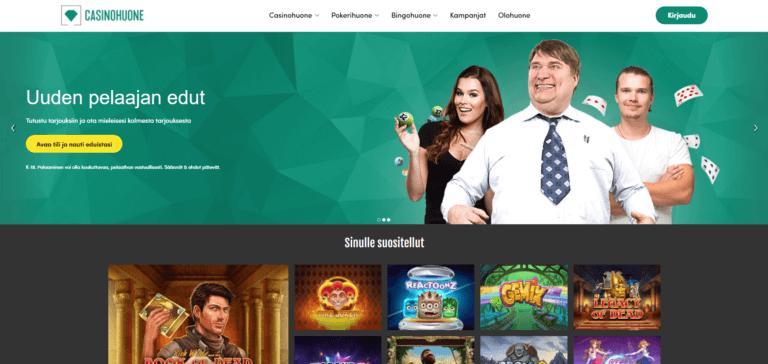 Casinohuone Kuvankaappaus 1