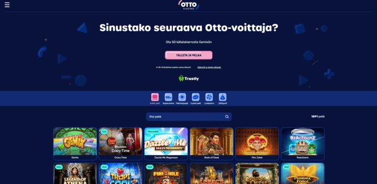 Otto Kasino Kuvankaappaus 1