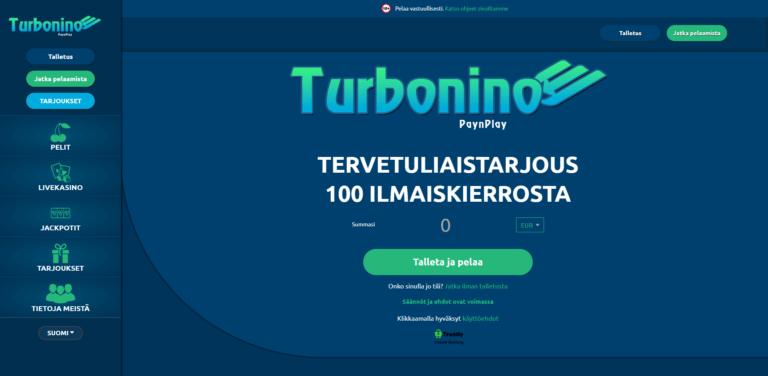 Turbonino Kuvankaappaus 1