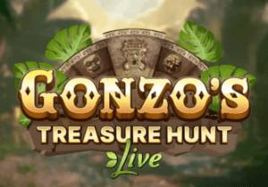 Gonzo's Treasure Hunt  logo arvostelusi
