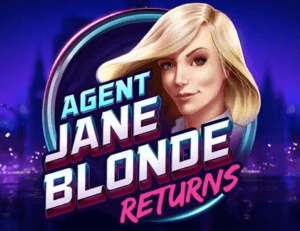 Agent Jane Blonde Returns  logo arvostelusi