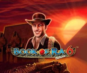 Book of Ra Deluxe 6  logo arvostelusi