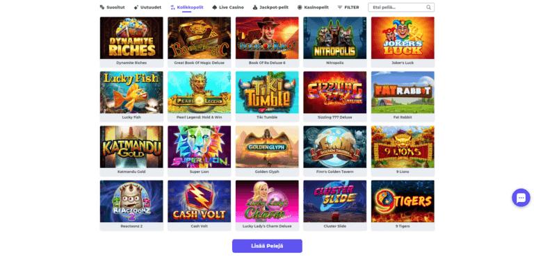 Boost Casino Kuvankaappaus 3