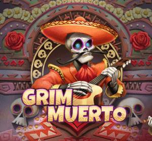 Grim Muerto  logo arvostelusi